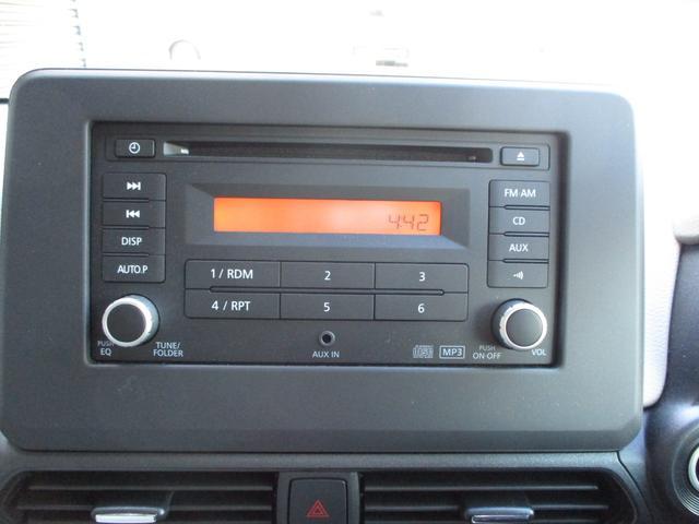 純正CDオーディオ付き!別料金でナビゲーションに交換できます!!