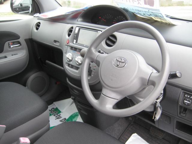 トヨタ シエンタ Xリミテッド 左側パワースライド DVDナビ バックモニター