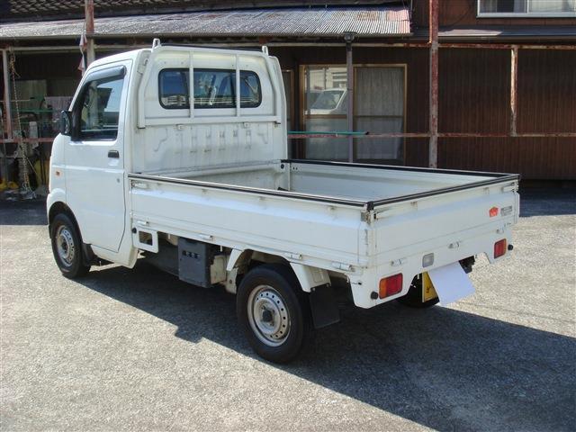KCエアコン・パワステ 4WD 5MT(3枚目)