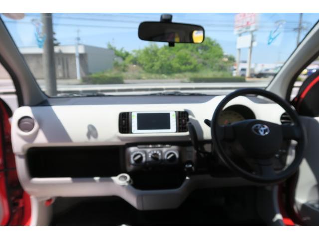 トヨタ パッソ X キーレス ABS ナビ TV 電動格納ミラー