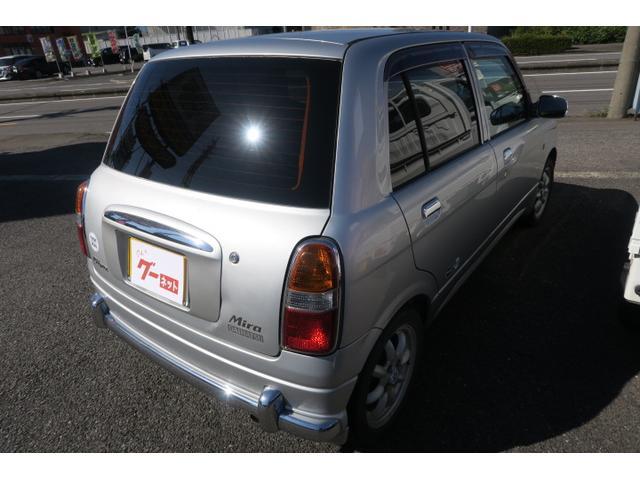 「ダイハツ」「ミラジーノ」「軽自動車」「大分県」の中古車8