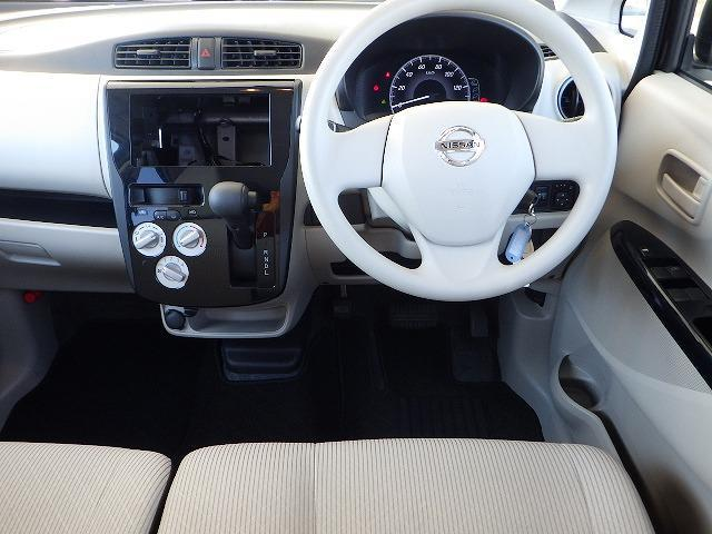 J 届出済未使用車 キーレス ベンチシート ABS(4枚目)