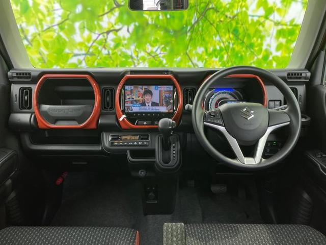 ハイブリッドG 9インチナビ・TV/全方位モニター/セーフティ/EBD付ABS/横滑り防止装置/アイドリングストップ/エアバッグ 運転席/エアバッグ 助手席/エアバッグ サイド/パワーウインドウ/オートエアコン(4枚目)