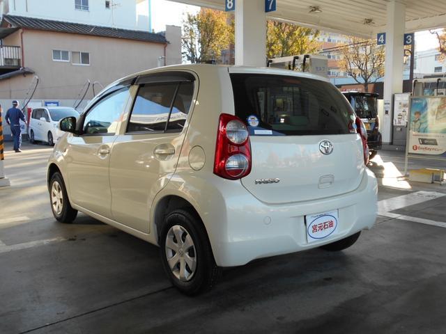 「トヨタ」「パッソ」「コンパクトカー」「福岡県」の中古車9