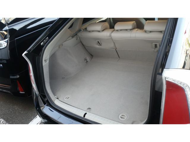 トヨタ プリウス Gフルエアロ20インチアルミ車高調KITシートカバー