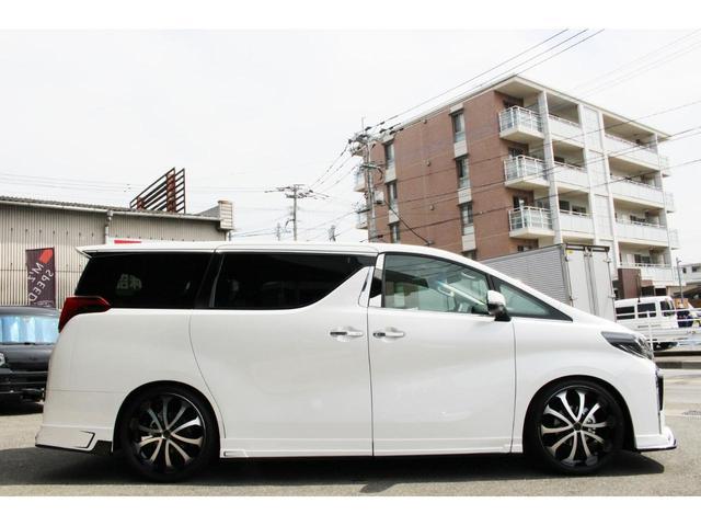 トヨタ アルファード 2.5S ZEUS新車カスタムコンプリート