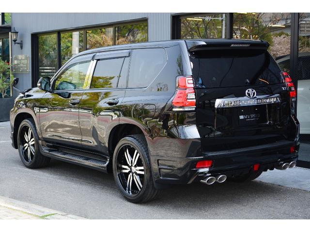 トヨタ ランドクルーザープラド TX LパッケージZEUS新車コンプリートカー