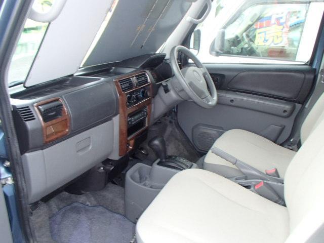 三菱 タウンボックス CD ETC 集中ドアロック 両側スライド オートマ車