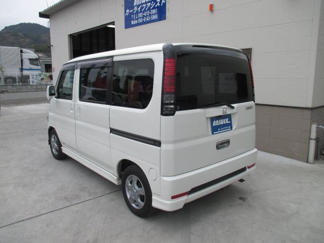 「ホンダ」「バモス」「コンパクトカー」「福岡県」の中古車9