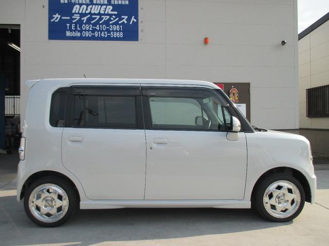 「ダイハツ」「ムーヴコンテ」「コンパクトカー」「福岡県」の中古車4