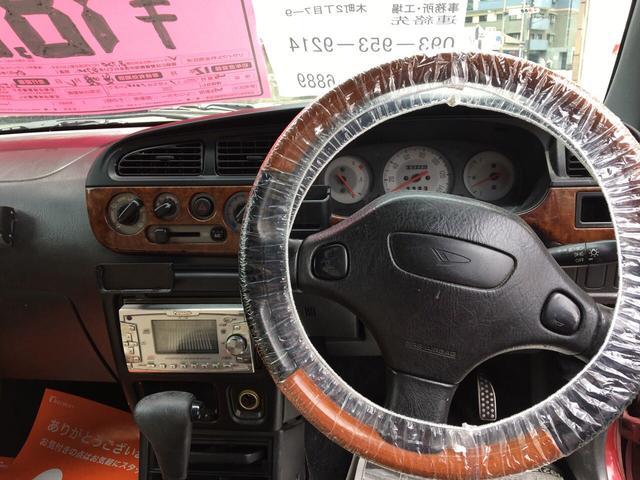ダイハツ ミラジーノ シートカバー ウッドコンビハンドル CD