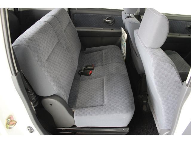 スズキ ワゴンR スローパー 車いす1基積 リヤシート付き4人乗り