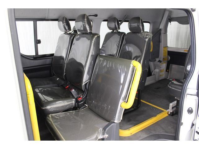 リフタータイプ車椅子1基積10人乗り 全国対応1年間無料保証(10枚目)
