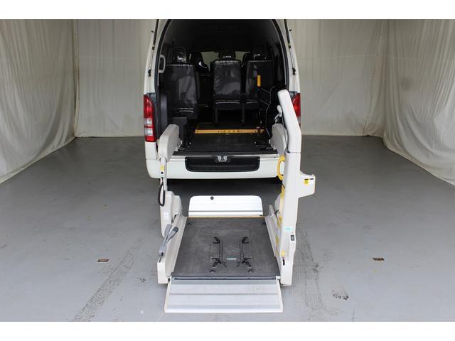 リフタータイプ車椅子1基積10人乗り 全国対応1年間無料保証(15枚目)