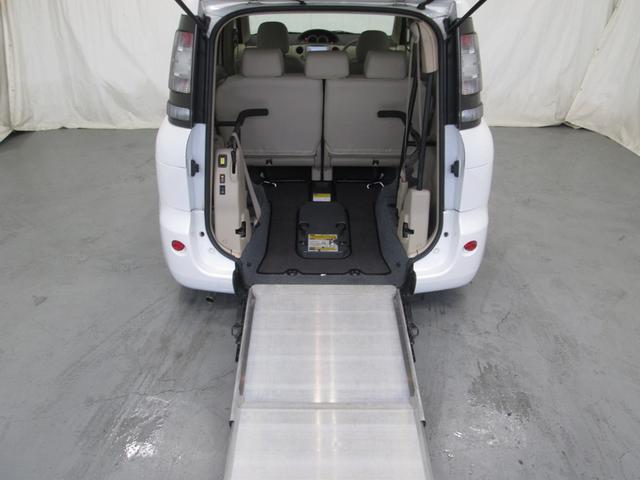スロープタイプ車いす1基積6人乗り 全国対応1年間無料保証(15枚目)