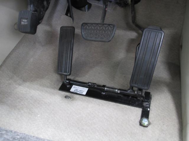 左足アクセルペダル車5人乗り 全国対応1年間無料保証(12枚目)