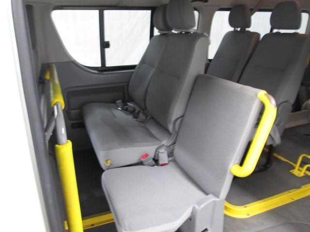 リフタータイプ車椅子1基積10人乗り 全国対応1年間無料保証(16枚目)