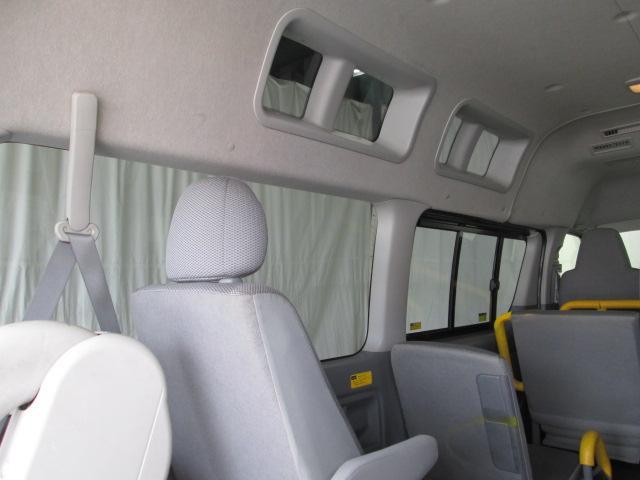 リフタータイプ車椅子2基積 10人乗り 全国1年無料保証(11枚目)