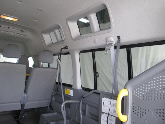 リフタータイプ車椅子2基積 10人乗り 全国1年無料保証(12枚目)