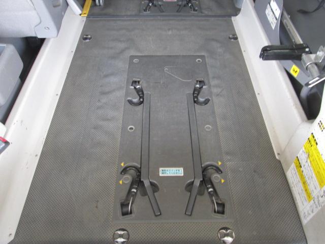 リフタータイプ車椅子2基積 10人乗り 全国1年無料保証(15枚目)