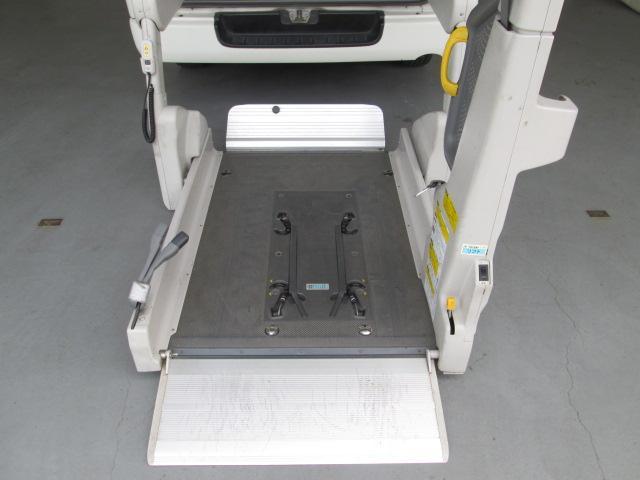 リフタータイプ車椅子2基積 10人乗り 全国1年無料保証(18枚目)