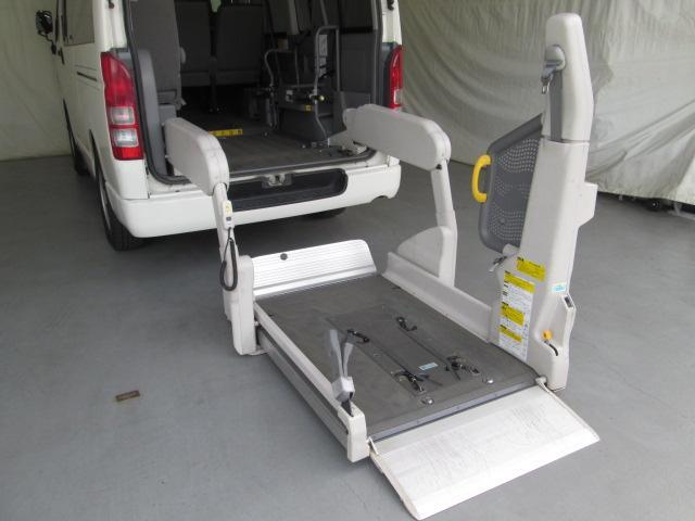 リフタータイプ車椅子2基積 10人乗り 全国1年無料保証(19枚目)