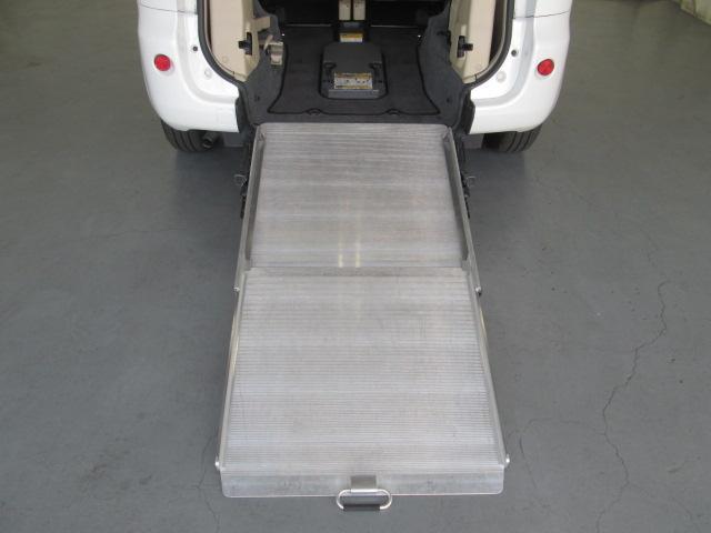 スロープタイプ 車椅子1基積 6人 全国1年無料保証(8枚目)