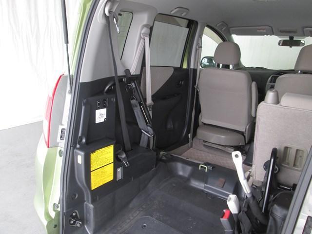 スロープタイプ&助手席リフトアップシート4人乗 全国1年保証(13枚目)