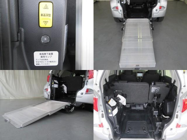 スロープタイプ車椅子1基積 5人乗り 全国無料1年保証(14枚目)