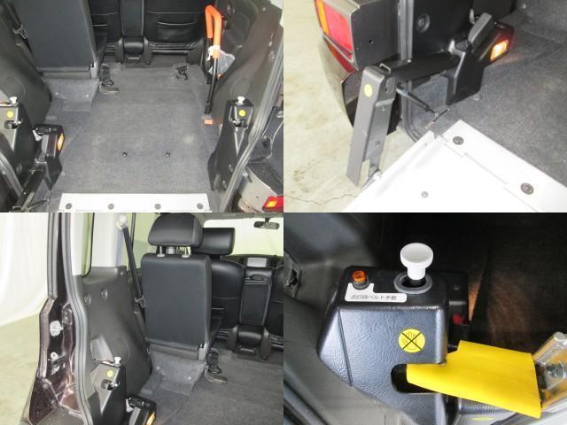 スロープタイプ車椅子1基 4人乗り 全国無料1年保証(7枚目)