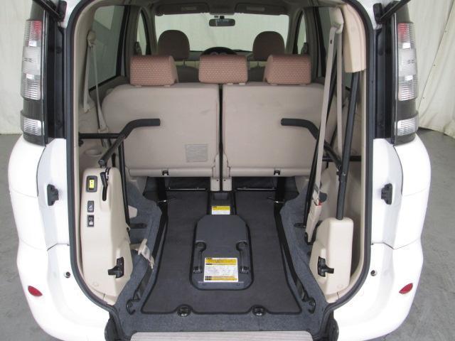 スロープタイプ車椅子1基積6人乗り全国無料一年保証(10枚目)