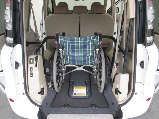 スロープタイプ車椅子1基積6人乗り全国無料一年保証(13枚目)