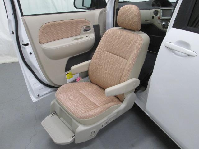 助手席リフトアップシート車椅子収納装置付7人乗り無料一年保証(5枚目)