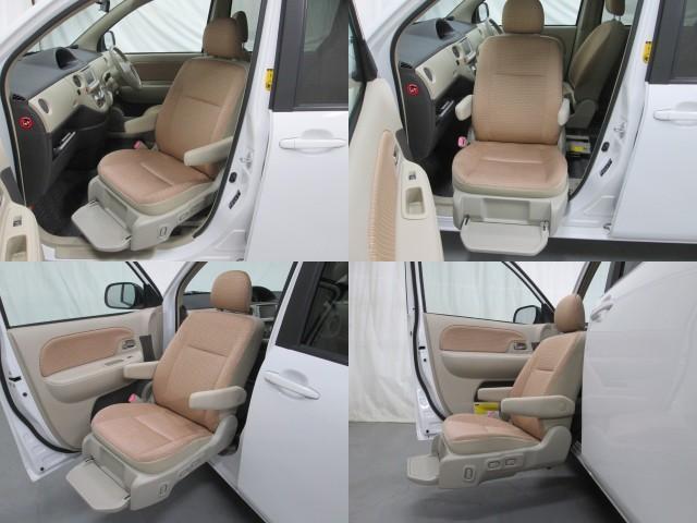 助手席リフトアップシート車椅子収納装置付7人乗り無料一年保証(7枚目)
