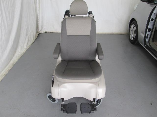助手席リフトアップ脱着シート電動介護式車椅子全国無料一年保証(5枚目)