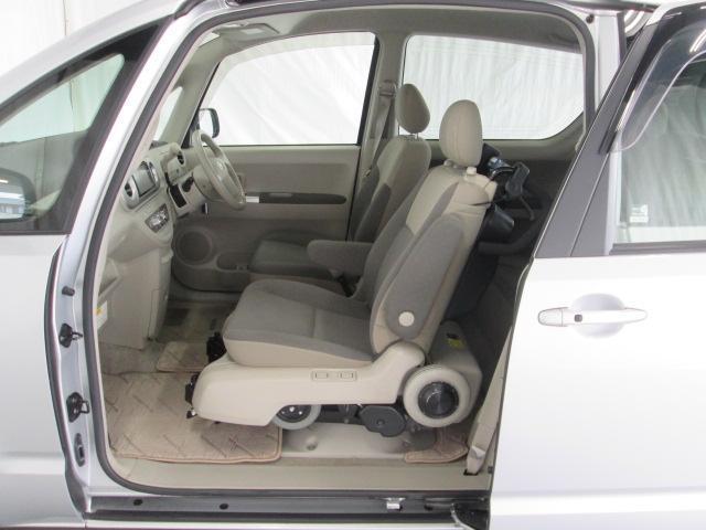 助手席リフトアップ脱着シート電動介護式車椅子全国無料一年保証(7枚目)