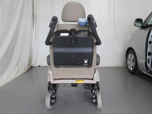 助手席リフトアップ脱着シート電動介護式車椅子全国無料一年保証(11枚目)