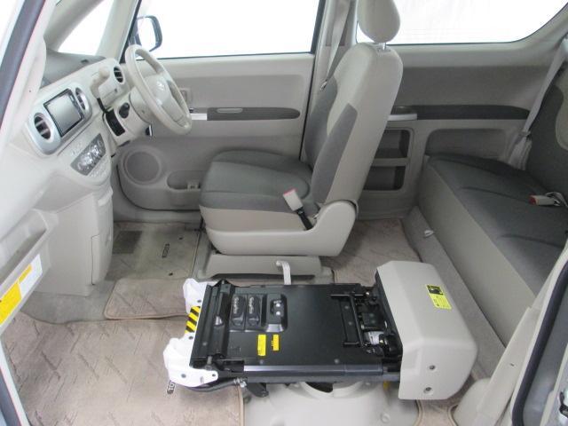 助手席リフトアップ脱着シート電動介護式車椅子全国無料一年保証(13枚目)