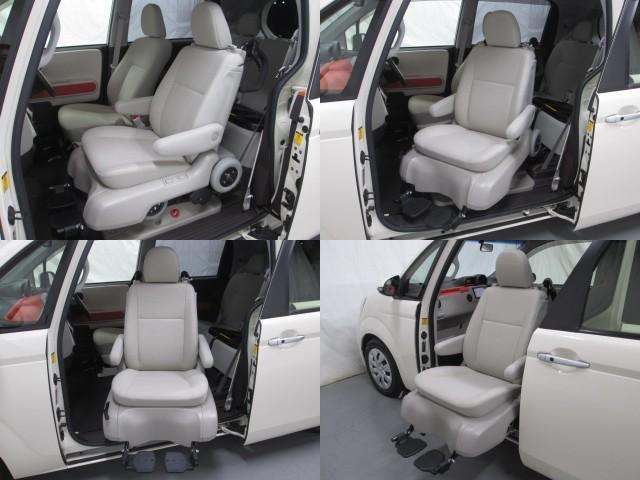 助手席脱着シート 3人乗り 福祉車両 1年保証(5枚目)