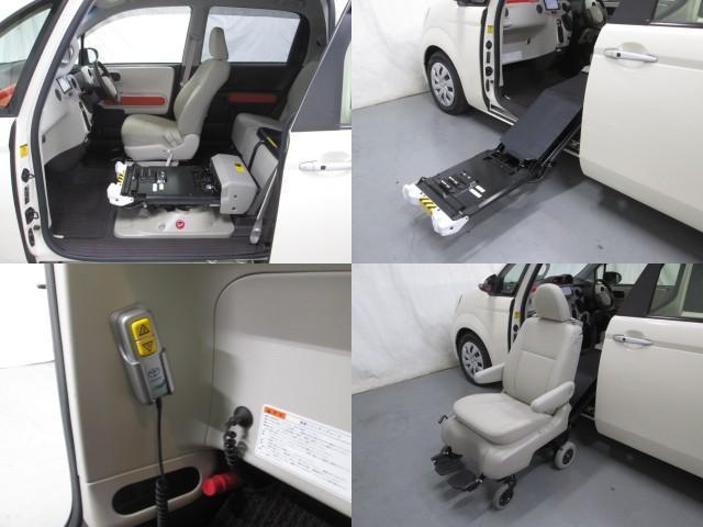 助手席脱着シート 3人乗り 福祉車両 1年保証(9枚目)
