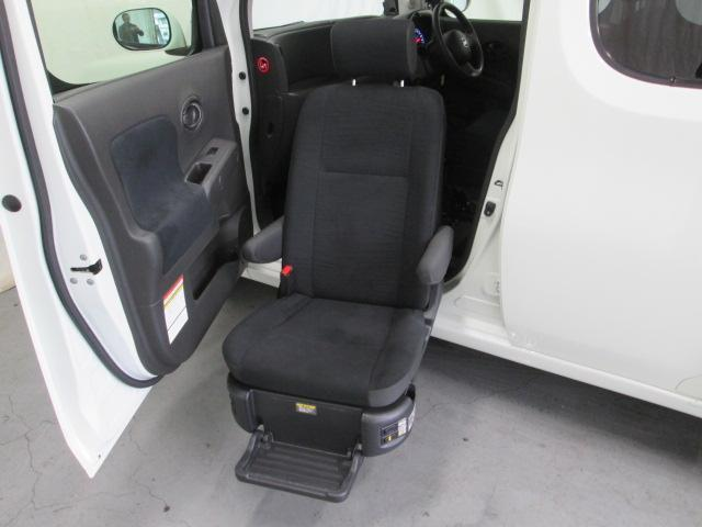 助手席リフトアップシート5人乗り 福祉車両 1年保証(9枚目)