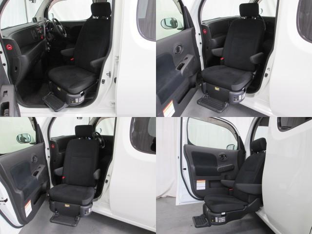 助手席リフトアップシート5人乗り 福祉車両 1年保証(14枚目)