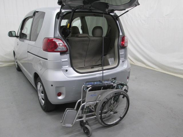 助手席リフトアップシート5人乗り 福祉車両 一年保証(8枚目)