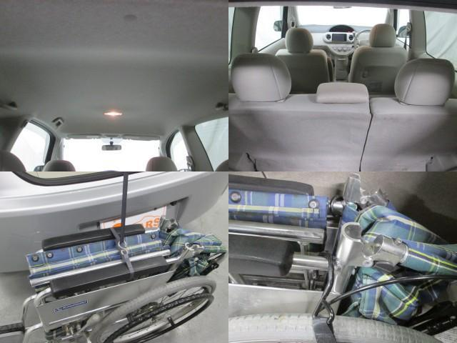 助手席リフトアップシート5人乗り 福祉車両 一年保証(12枚目)