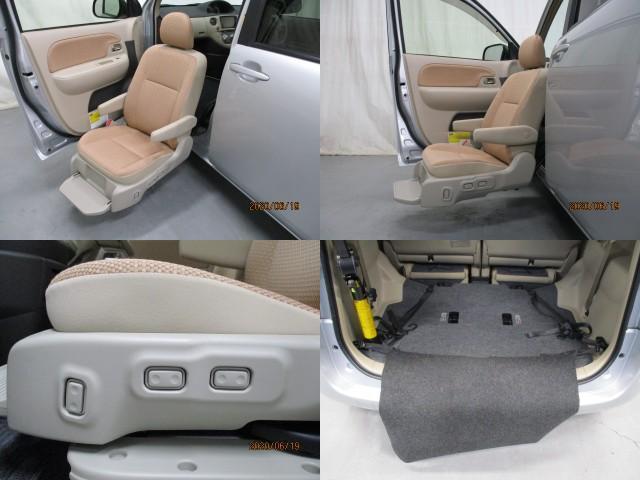 4WD助手席リフトアップシート7人乗り 福祉車両 一年保証(7枚目)