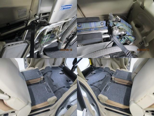 4WD助手席リフトアップシート7人乗り 福祉車両 一年保証(12枚目)
