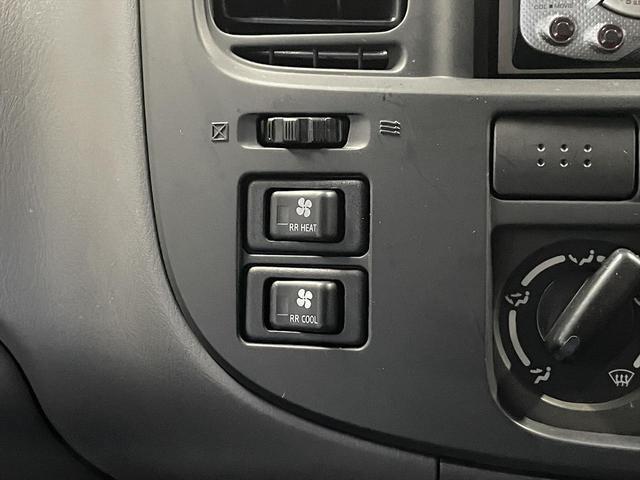 福祉車両・電動リヤリフター・4台積・9人乗・禁煙車ワンオーナー・ストレッチャー固定装置・PVガラス・キーレス・スペア1本・左スライドドアバックドアイージークローザー・車検R4年3月まで・社外CDラジオ(56枚目)