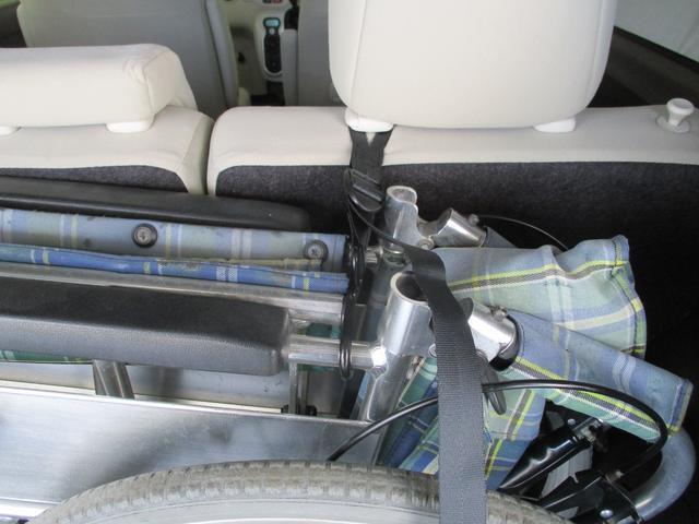 福祉車両・助手席リフトアップシート・5人乗・走行52千K・ワンオーナー・禁煙車・左電動スライドドア・純正SDナビ・TVフルセグ・スマートキー・プッシュスタート・アイドリングストップ・Bカメラ・ETC(7枚目)