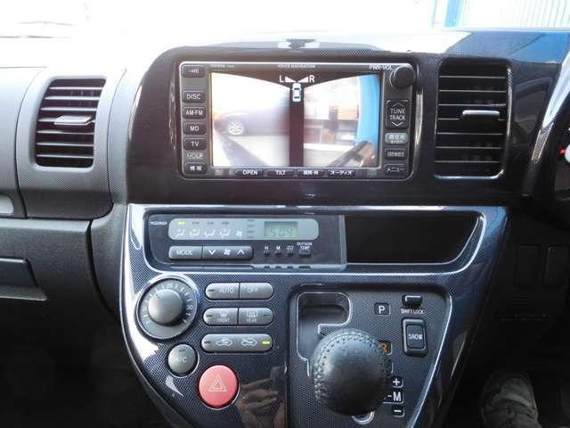トヨタ ウィッシュ Z HDDナビ バックカメラ キーレス