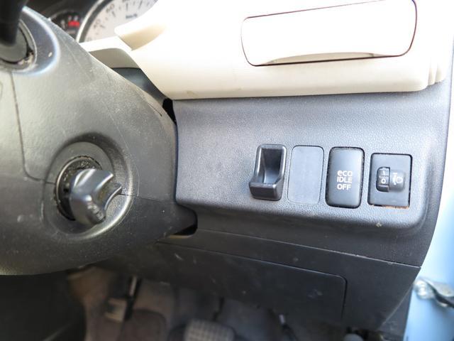 ココアX スマートキー アイドリングストップ ベンチシート CD 盗難防止装置 ABS(11枚目)